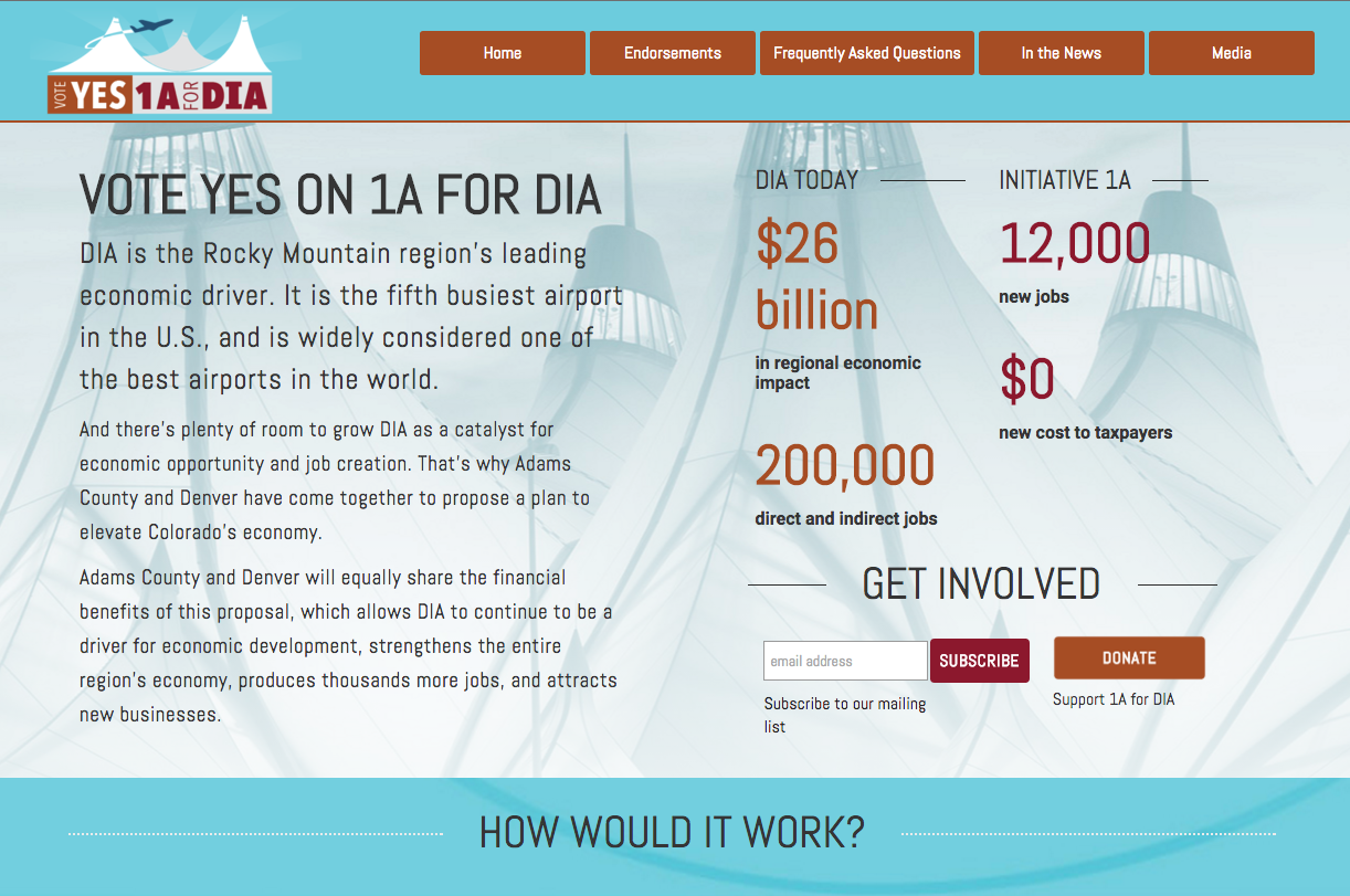 1A for DIA homepage